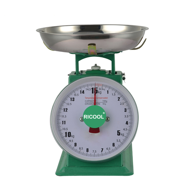 15kg mechanical kitchen scale