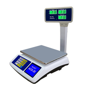 ACS-RC10 trade scale with pole