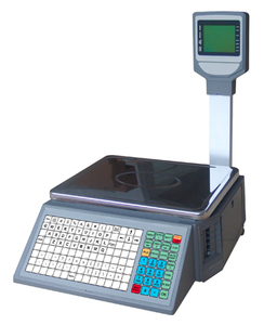 Laber Printing Scale
