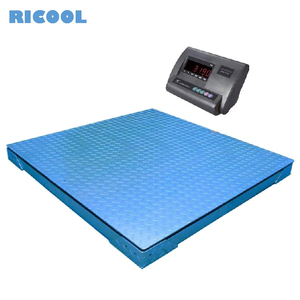 double deck floor scale